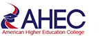 American Higher Education College logo link