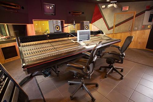 Recording Studio at MMI